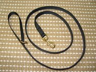 Nylon tracking dog leash made of nylon
