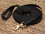 Nylon training dog leash